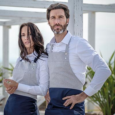 Abbigliamento Professionale Per Cuochi Cameriere Alberghiero Hostess Carine